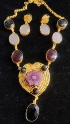 Fashion Jewelry Necklace Set