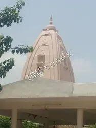 Stone Shikhar And Gumbad Works