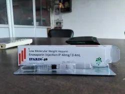 Enoxaparin Injection 40 mg/0.4 ml