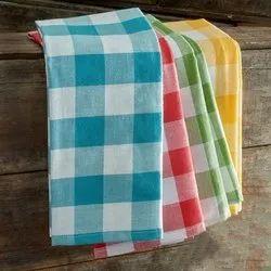 Cotton yarn dyed kitchen Towel