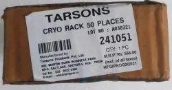 Cryo rack 50 places
