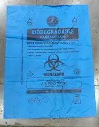 Geeta Ent Oxo Biodegradable Garbage Bag Blue Color