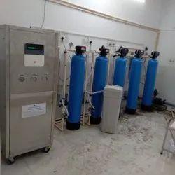 Dialysis RO Water Treatment Plant