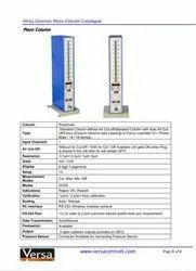 Piezo Column Air Gauge