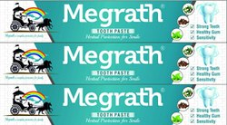 Megrath Toothpaste