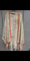Cotton Modal Digital Prints Unstitched Suits