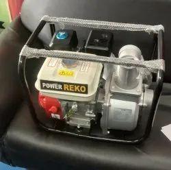 6.5hp Petrol POWERREKO Water Pump, 5 - 27 HP