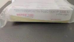 Erythropoiein 5000 IU