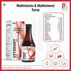 Vitocart Syrup