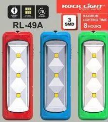 LED Plastic RL-49A. EMERGENCY LIGHT