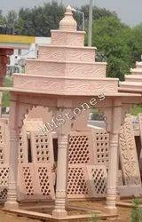 Stone Chatri Bel Gumat 4'