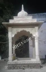Stone chatri 5 feet