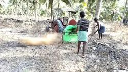 Agricultural Waste Shredder