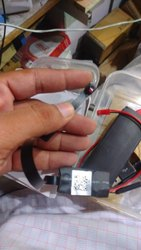 Plastic Day & Night 1080 P Portable Mini Wifi Hidden Spy Camera, For Security