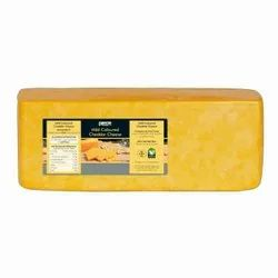 Coloured Cheddar Cheese, Packaging Type: 2.5kg