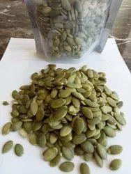 Dried Green Pumpkin Seeds, Packaging Size: 1Kg