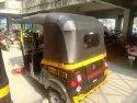 Bajaj Compact RE 4s Hood Fitment Testing