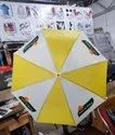Personalize 2 Fold Umbrellas With Promotional Logo Printing