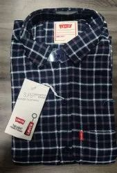 Levis Twill Branded Men'S Shirts