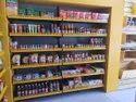 Mild Steel supermarket  Rack