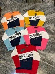 Kids Woolen Sweatshirt