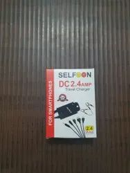 Selfoon DC 2.4 AMP Charger