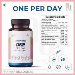 Multivitamin One Per Day Capsule