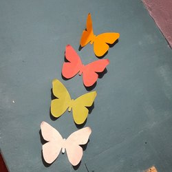 Plantable Butterfly sticker