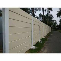 Precast Boundary Rcc Wall