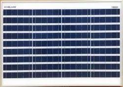 Polycrystalline 18.72 30W Solar Panel