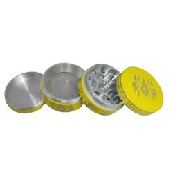 50 mm keeda print smoking grinder