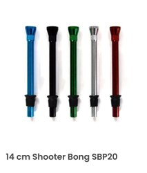14 cm Shooter tabacco Bong