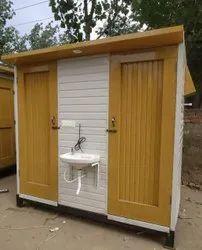 PVC mobile toilet