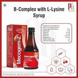 Mecogem-Z Syrup