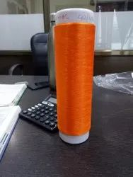 Super Bright 40/400 cationic dyed yarn, For Weaving