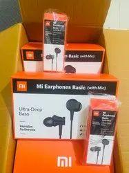 Black Mi Basic In Ear Headphone