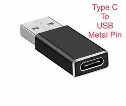 Type C To USB  Pin