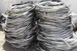 Silver Aluminum Wire Scrap, For Melting