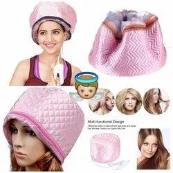 Head Spa Cap Treatment with Beauty Steamer Nourishing Heating