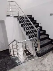 Stainless Steel Railing, For Home