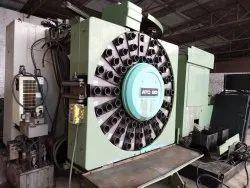 Horizontal Turning Center Machine