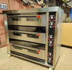 Electric Deck Bakery Oven