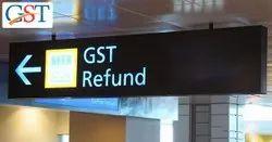 Online Tax Consultant GST refund, in Mumbai