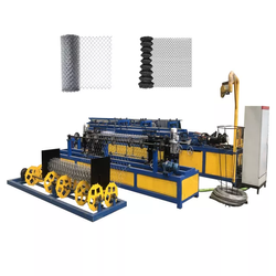 3 Phase Automatic Industrial Chain Link Machine