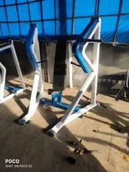 AV FITNESS Commercial Shoulder Press Hammer Machine, For Gym