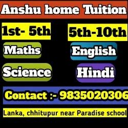 Home Tuition Class 7to9