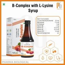 B-Complex syrup