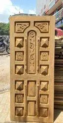 Sagwan single door
