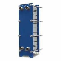 Shivijay Steel Plate Heat Exchanger Machine, For Cooler, 1 M2 To 500m2
