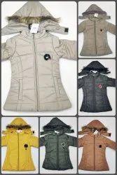 Hd Ns Winter Wear Girls Jacket